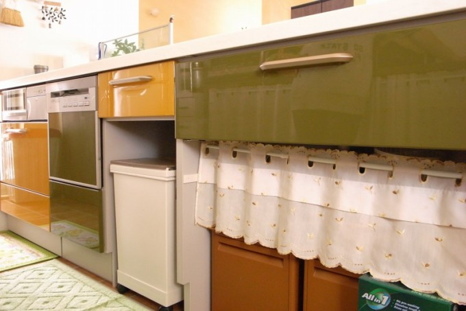 s-キッチンカウンター