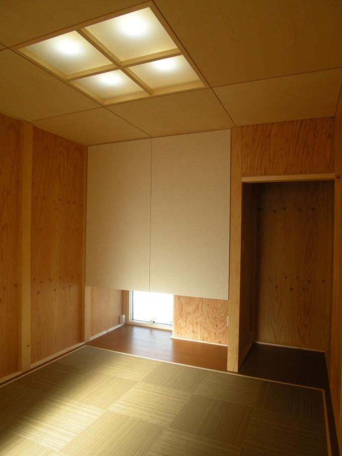 ペントハウスの家2和室